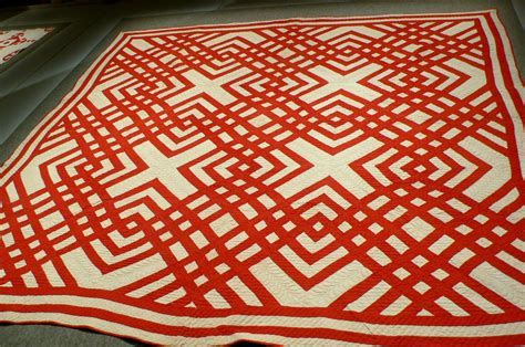 APPLIQUE ON THE GO: Red and White (continued) | Applique