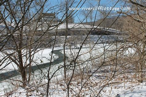 As We Thaw Out In Mendota | RiverCliff Cottage…A Journey