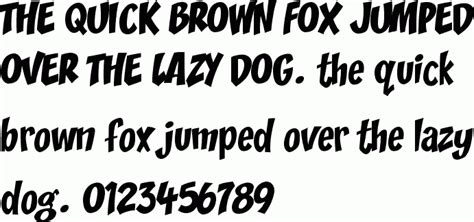 CCZoinks free font download