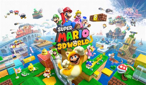 Open World Super Mario Possible if Fans Ask for it; 3D