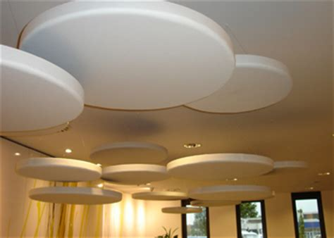 emotive sound absorbers reduce reverberation in rooms