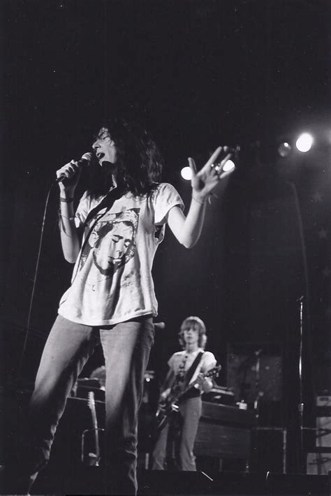 Patti Smith | The Concert Database