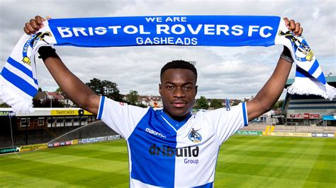 Marc Bola Joins Rovers - News - Bristol Rovers