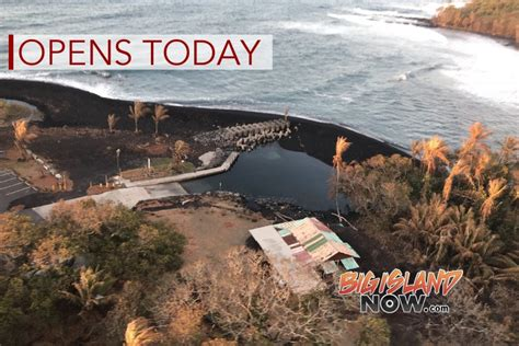 Isaac Hale Beach Park Reopens | Big Island Now