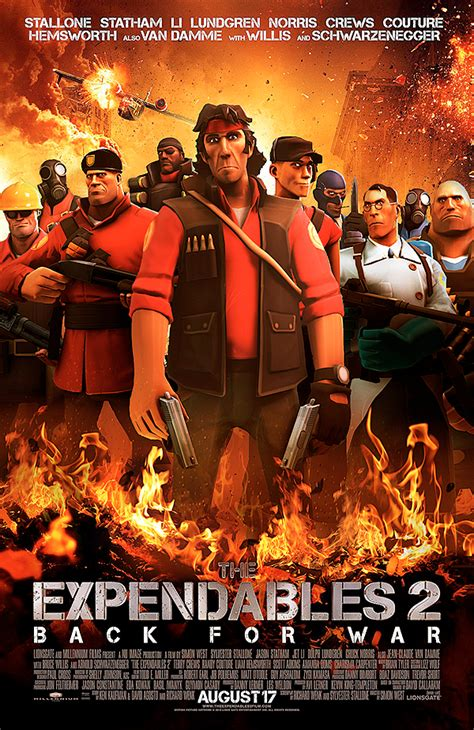 TF2 Movie posters on Behance