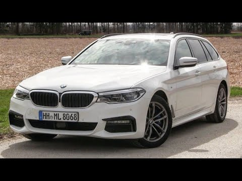2017 BMW 530d xDrive Touring Sport-Line - Exterior and