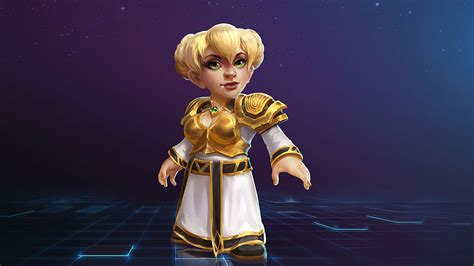 Take a look at Chromie in Heroes of the Storm - VG247