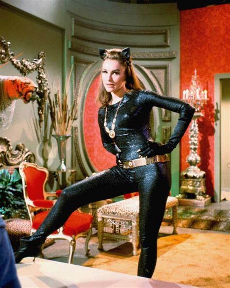 Lee Meriwether played Catwoman, otherwise known as Comrade