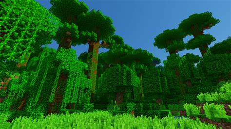 Minecraft Trees 4K HD Wallpapers   HD Wallpapers   ID #31674