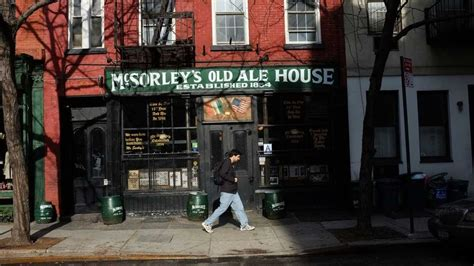 NYC bars: The oldest pubs to visit for St