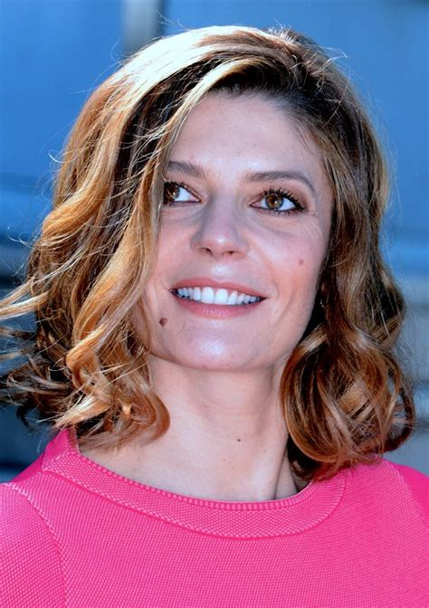 Chiara Mastroianni Weight Height Ethnicity Hair Color