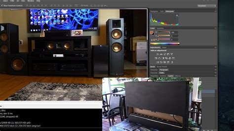 Hide TV Wires And Cables, Av Cords And Speaker Wires And