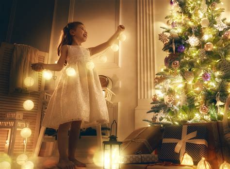 Fairy Lights Photography at Christmas - iPhotography Course