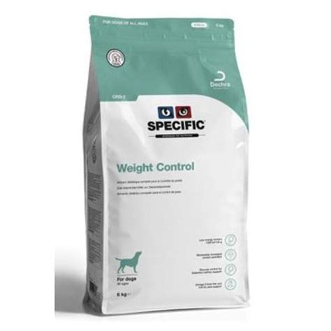Specific CRD-2 Weight Control 12kg pes - PETHOME