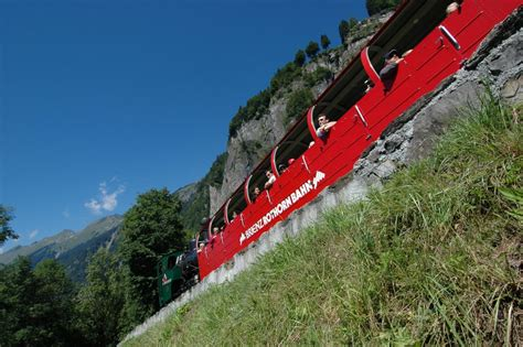 Experience the power of steam in the Bernese Oberland