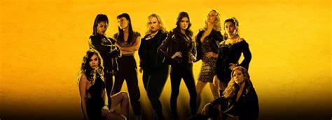 """""""Pitch Perfect 3"""" Debuted December 22, 2017! – 411 South"""