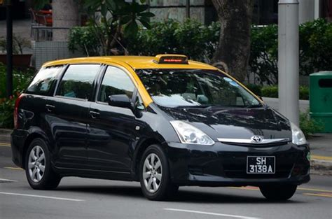 Yellow Top Taxis - Singapore Yellow Top Cab - Singapore