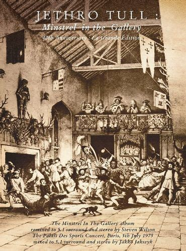 Jethro Tull - Minstrel In The Gallery [40th Anniversary