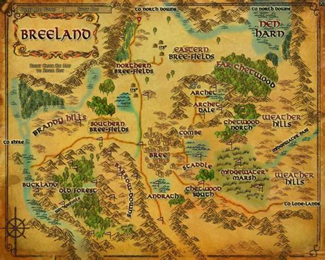 Breeland | Lord of the Rings Online Wiki | FANDOM powered
