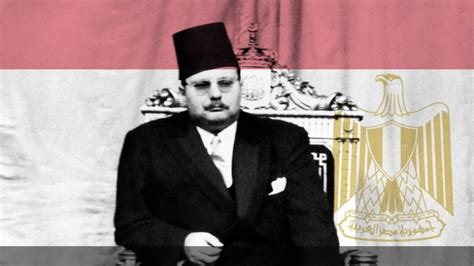 Troubled Egypt Dreams of the Old Monarchy