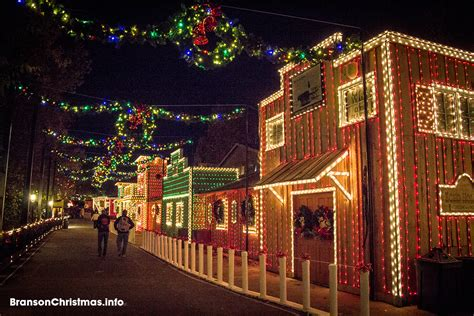 Silver Dollar City named a top 10 spot for holiday lights