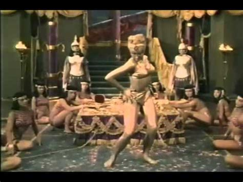 Serpent of the Nile - Julie Newmar - YouTube