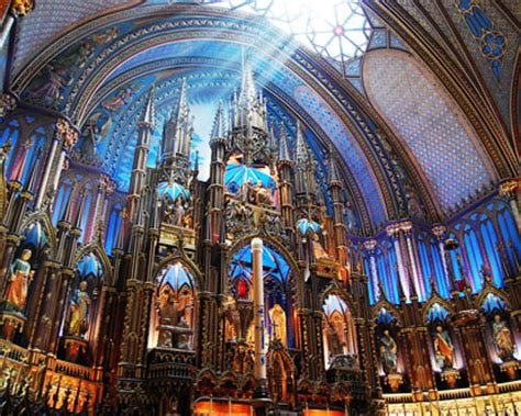 Montreal Attractions - Best Montreal Canada Attractions