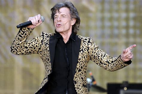 Mick Jagger (70) | 27 Rockers Going Strong After 70