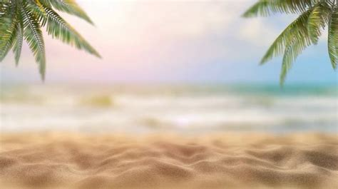 Beach Zoom Virtual Background Video Template | PosterMyWall