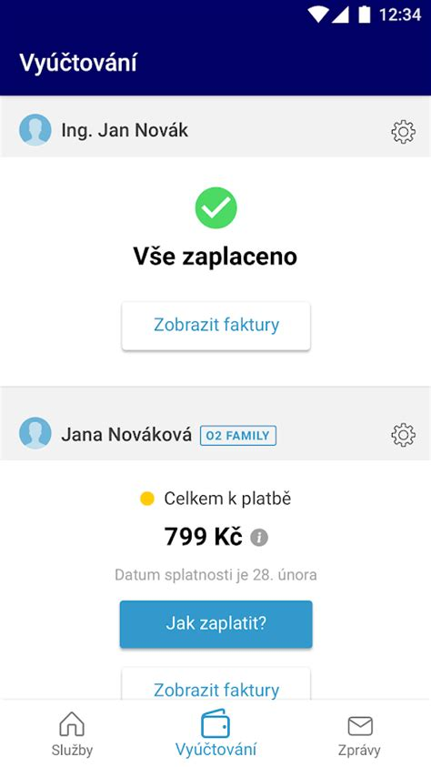 Moje O2 - Android Apps on Google Play
