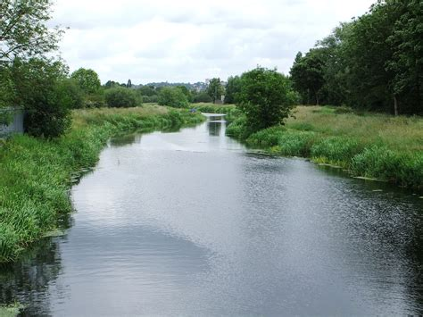 File:River Witham from Newark Road Bridge, Lincoln