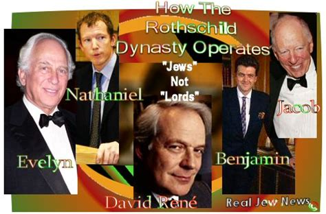 How The Rothschild Dynasty Operates | Real Jew News