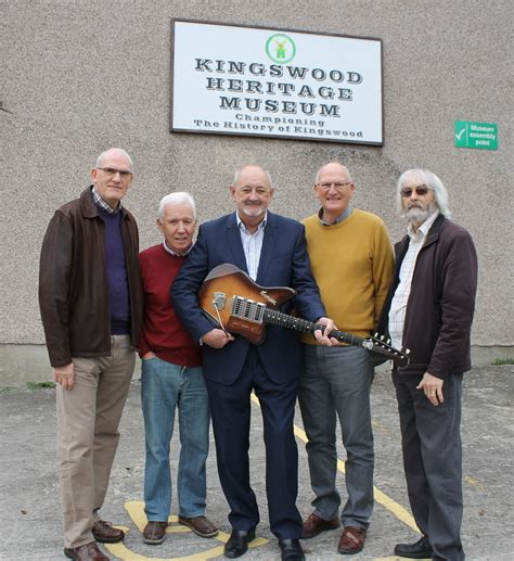 Sixties band hold reunion at Kingswood Museum - The Week In