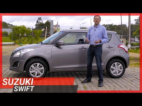 2017 Suzuki Swift hybrid launched in Japan; promises