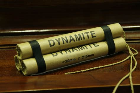 Alfred Nobel and the History of Dynamite