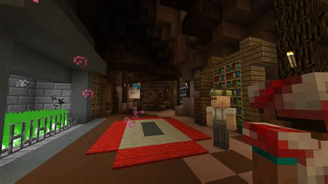 A Nightmare in Candyworld - Minecraft Marketplace Map