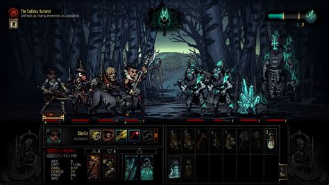 The Color of Madness comes to Darkest Dungeon today