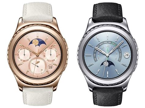 CES 2016: Samsung Gear S2 to Support iOS, New Classic