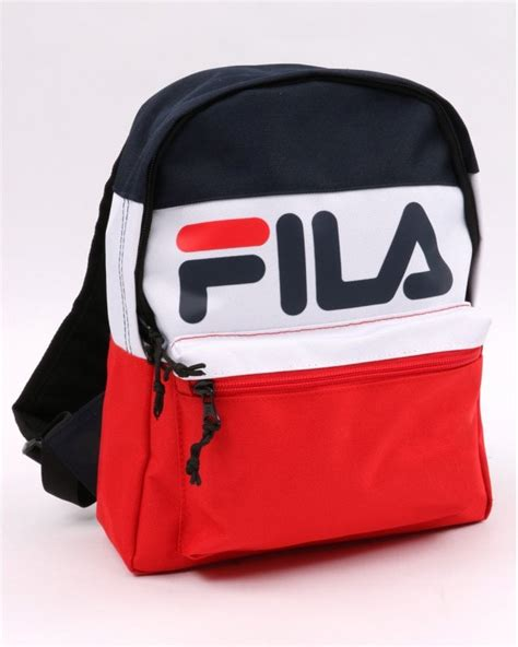 Fila Vintage Small Backpack   80s Casual Classics