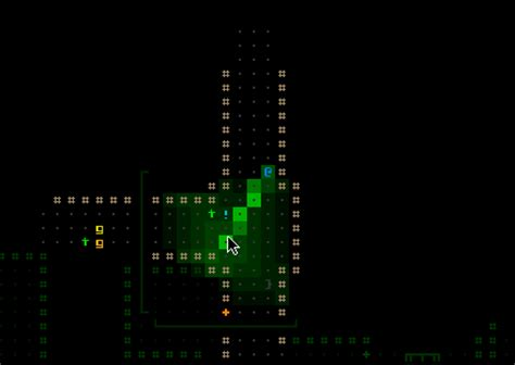 Cogmind ASCII Art Gallery now open :D : roguelikes