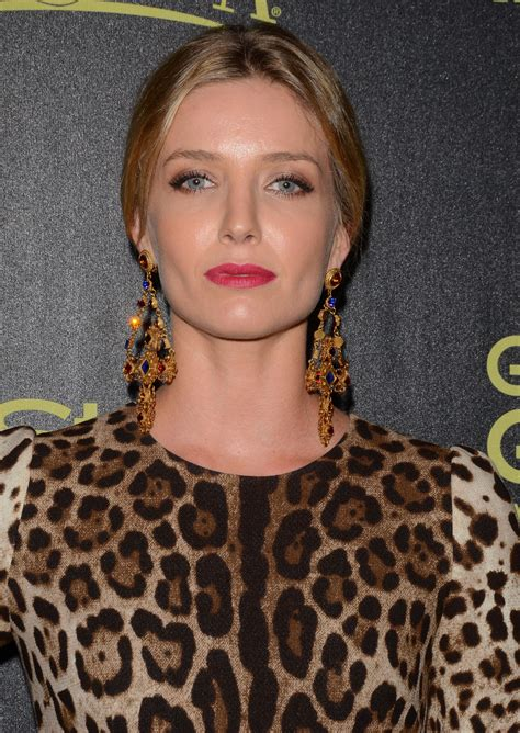 ANNABELLE WALLIS at Hfpa & Instyle Celebrate 2015 Golden