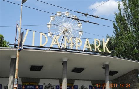 Vidám Park in Budapest: 2 reviews and 1 photos