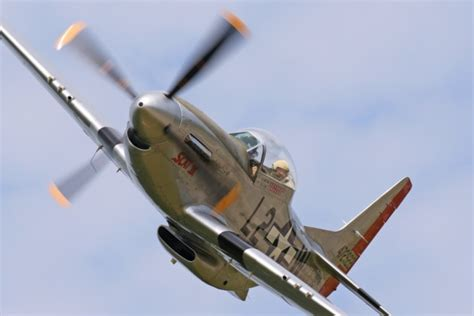 Aircraft for hire: historic P-51 Mustang | Pilot