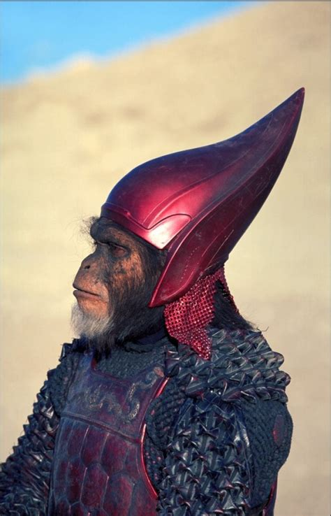 Archives Of The Apes: Tim Burton's Planet Of The Apes