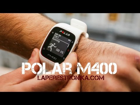 Polar M430 | Running watch with GPS tracker and pace