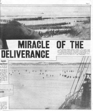 The Miracle of Dunkirk – Call The Nation To Prayer