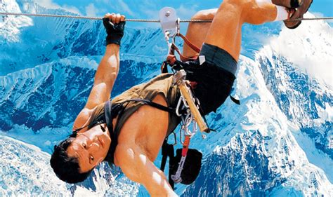 Cliffhanger Female-Led Reboot of Stallone Movie in the