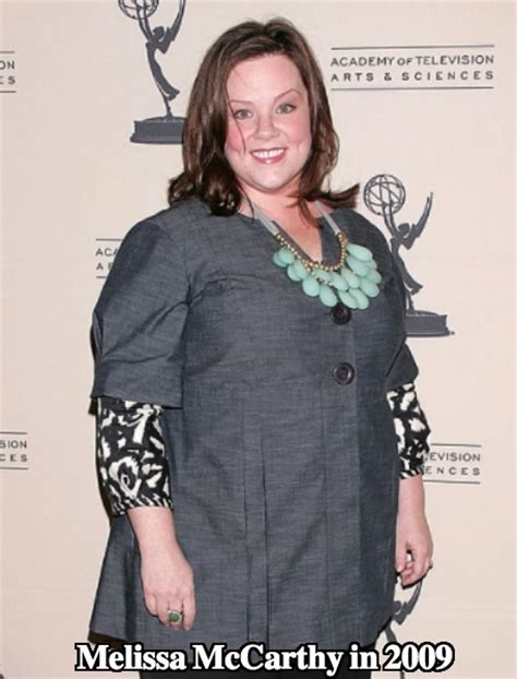 Melissa McCarthy Weight Loss Before and After Over The Years