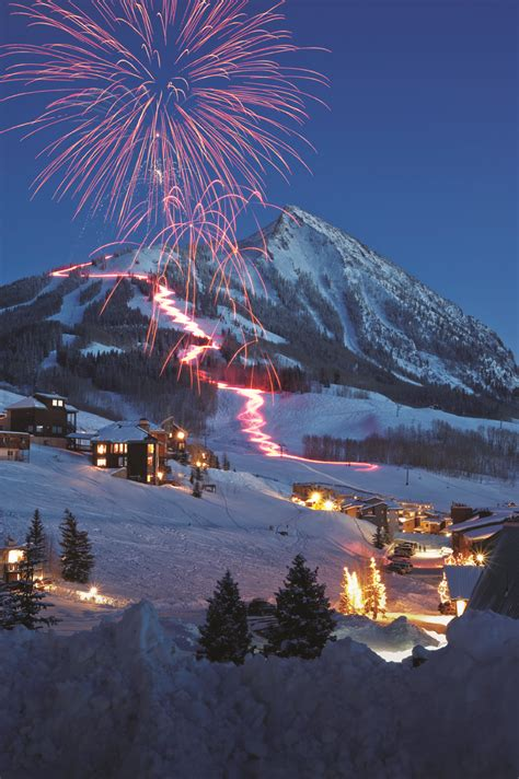 Magical Holiday Moments in Gunnison-Crested Butte, Colorado