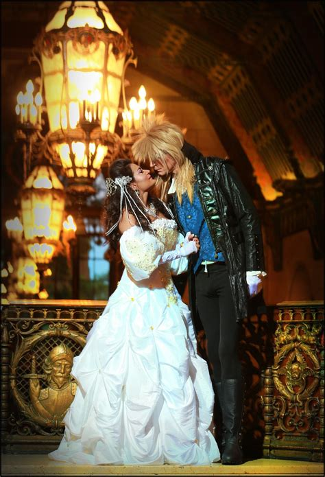 Labyrinth Masquerade Ball: A Fantasy Experience Blended